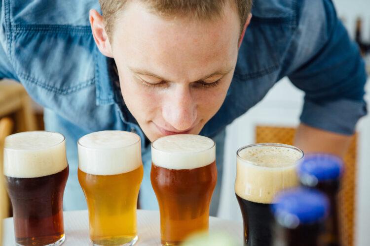 Вкусовые различия светлого и тёмного пива