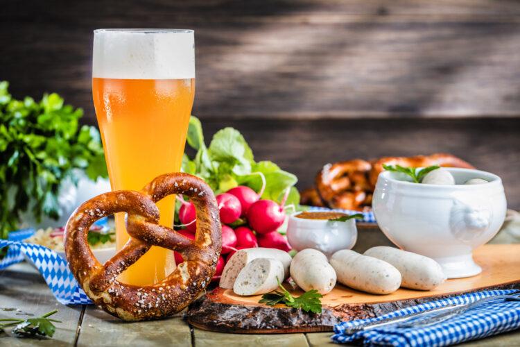 С какой едой сочетается пиво вайсбир?
