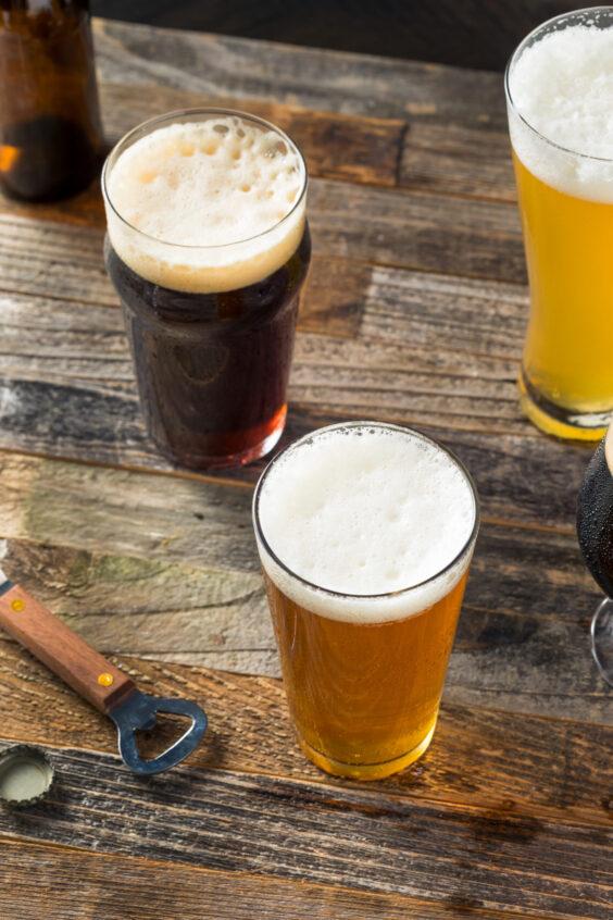 В чем разница между тёмным и светлым пивом?