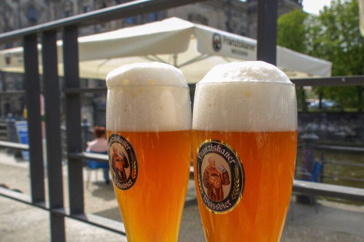 Пиво Berliner Weisse описание