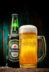 Heineken Lager описание, крепость