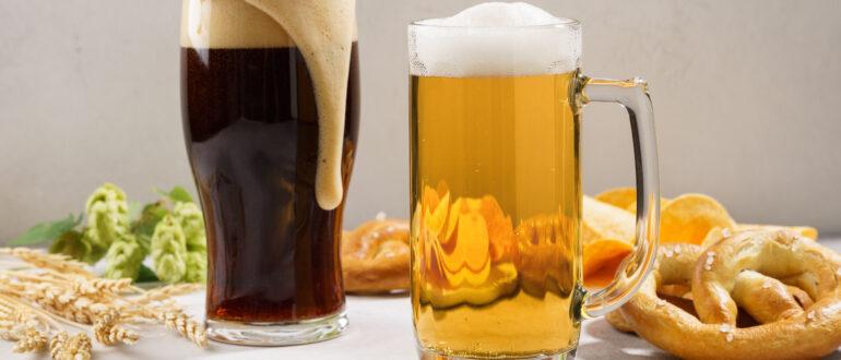 Какое пиво лучше темное или светлое?