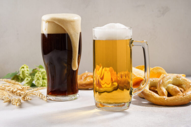 Какое пиво полезнее для здоровья?