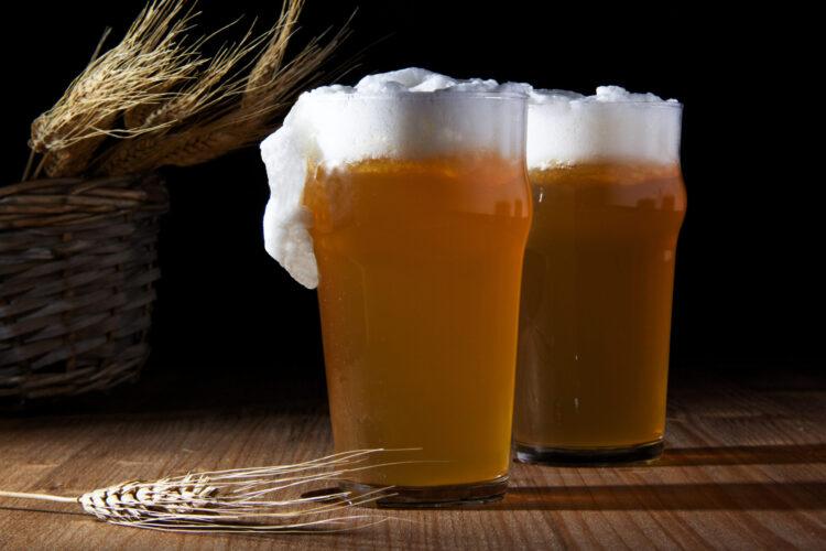 Профиль пшеничного пива