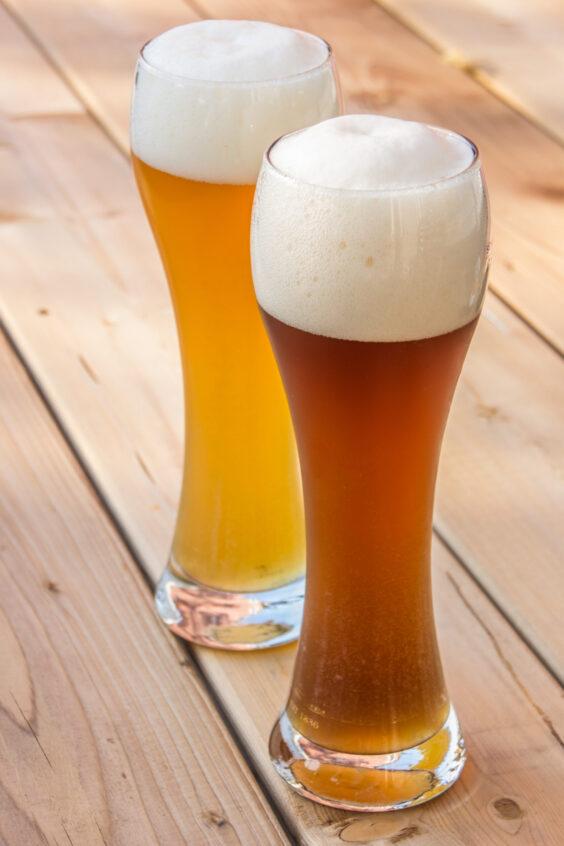 Каково пиво вайсбир на вкус?