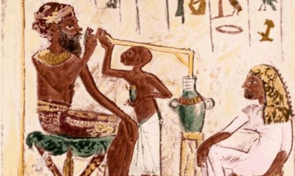Пиво в Месопотамии