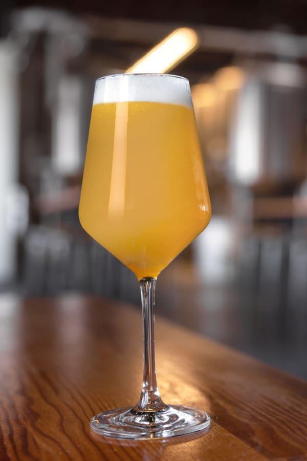 Пиво Witbier описание
