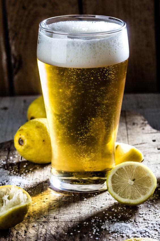 Соль в пиве. Быстрее пьянеешь?