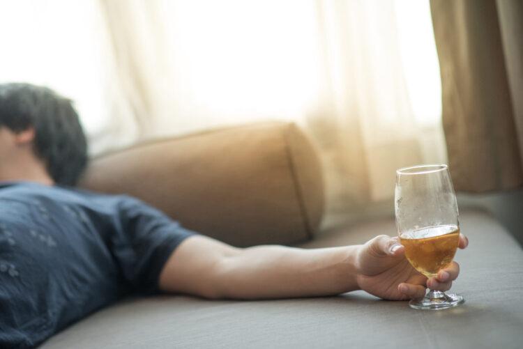 Что будет, когда вы заснете после употребления алкоголя?