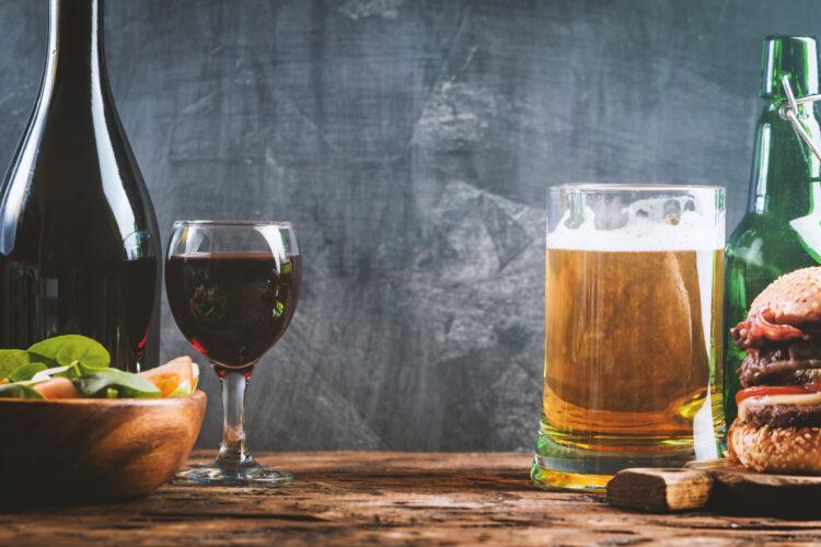 В каких количествах пиво и вино будут полезны?