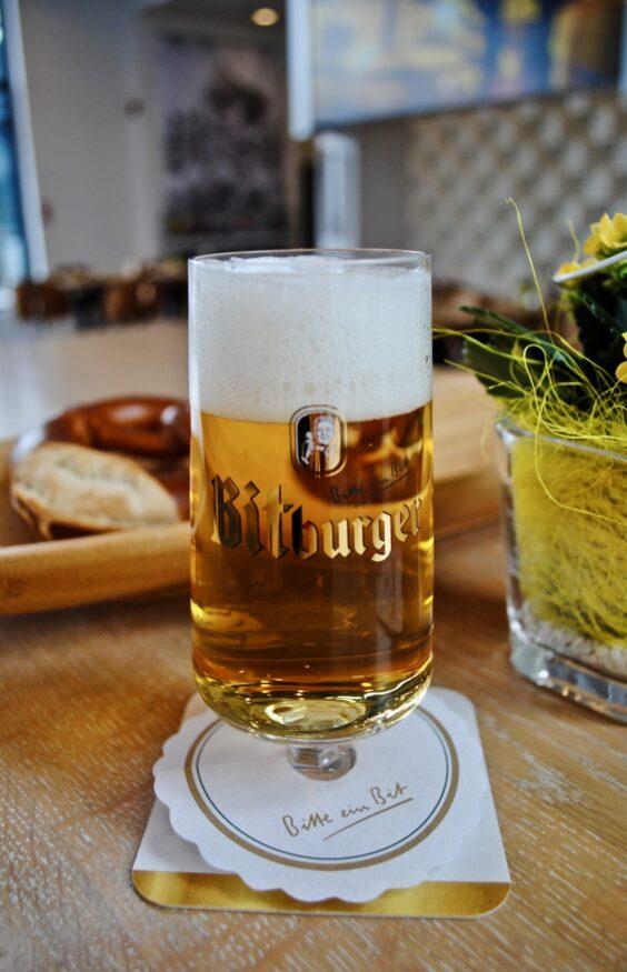 Немецкий (Баварский) пилснер описание пива