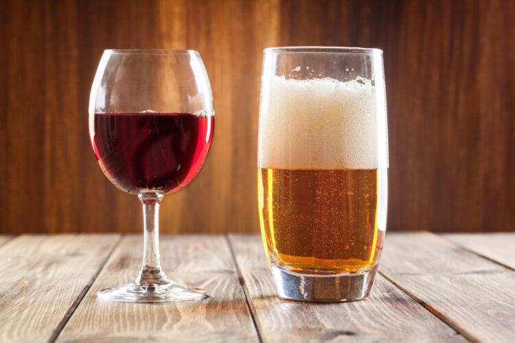 Пиво или вино: где больше питательных веществ?